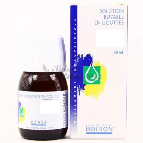 BORNITE 6DH GT. HOMEOPATHIE BOIRON