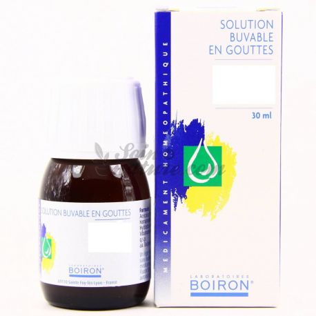 CHALCOPYRITE 6DH GT. HOMEOPATHIE BOIRON