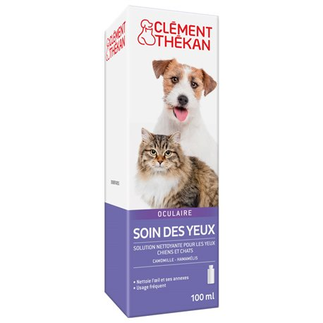 CLEMENT THEKAN SOL SOIN YEUX FL 100ML