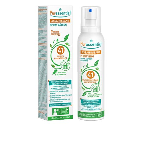 PURESSENTIEL SPRAY ASSAINISSANT 200ML AROMATHERA