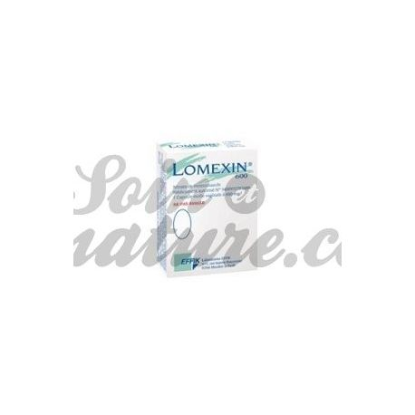 LOMEXIN 600MG 1 CAPSULE VAGINALE MYCOSE