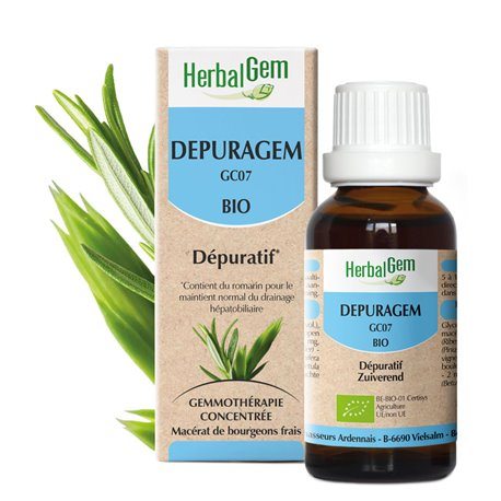 DEPURAGEM BIO DRAINEUR HEPATIC HERBALGEM 30ML