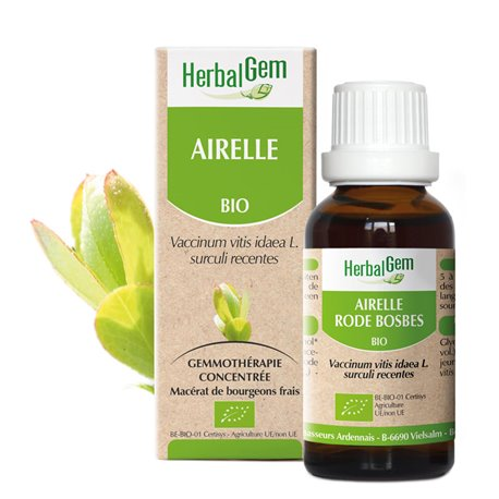 AIRELLE SEEDLINGS MACERATED BIO Vaccinium VI HERBALGEM 30ML