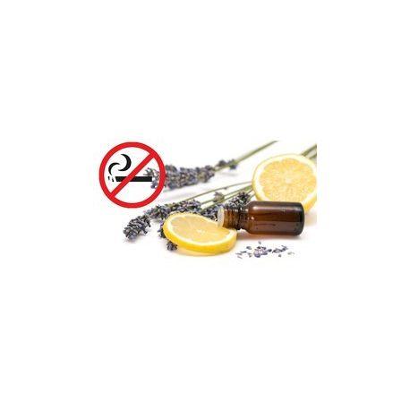 Preparação Óleos essenciais 10ml contra o tabaco