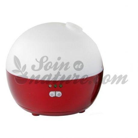 Diffuseur Sphera Rouge + 1 mélange Soirée d'hiver de PRANAROM