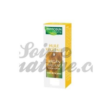 Huile végétale BIO Argan Arganier Phytosun aroms