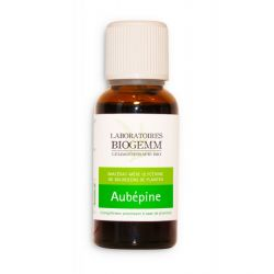 AUBEPINE BOURGEON MACERAT BIO BIOGEMM 30ML