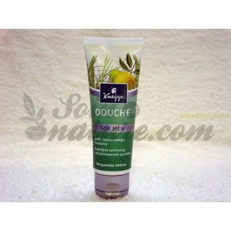 KNEIPP GEL DOUCHE HOMME CYPRES 75 ML