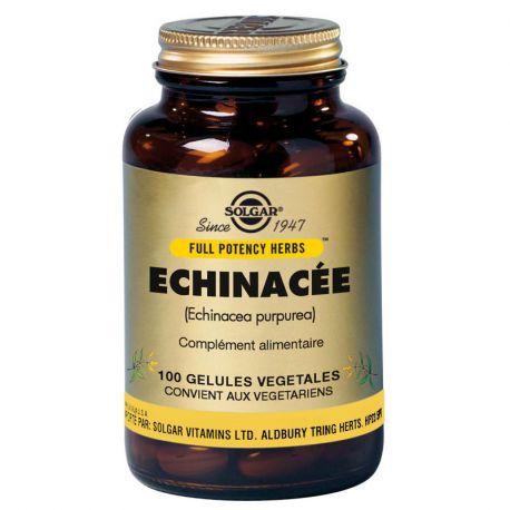 SOLGAR Echinacea Càpsules 100 Vegetals