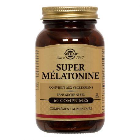 SOLGAR melatonina Insomni