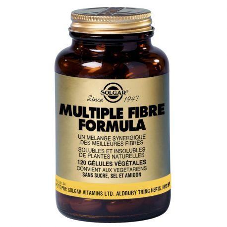 SOLGAR Multiple Fibre Formula Gélules Végétales Boite de 120