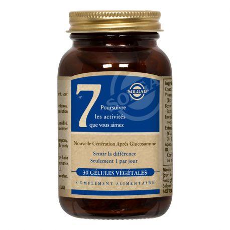 Solgar # 7 30 vegetarische capsules