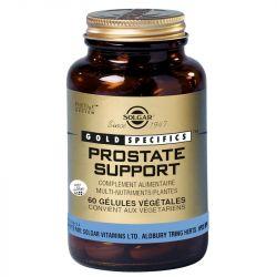ingredientes de soporte de próstata solgara