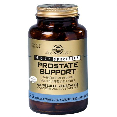 SOLGAR próstata Soporte 60 Cápsulas vegetales