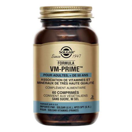 SOLGAR VM-PRIME ™ 60 comprimidos