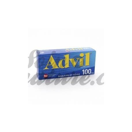ADVIL 100MG 30 COMPRIMIDOS