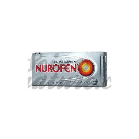 200 MG COMPRESSE 20 Nurofen