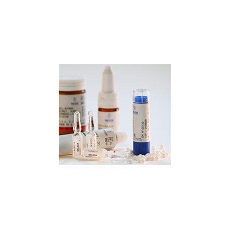 Antimonium tartaricum D10 D15 D30 D6 WELEDA granuli omeopatia