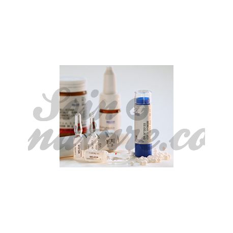 ANTIMONIUM TARTARICUM 15X 10X 30X 6X WELEDA gránulos de la homeopatía