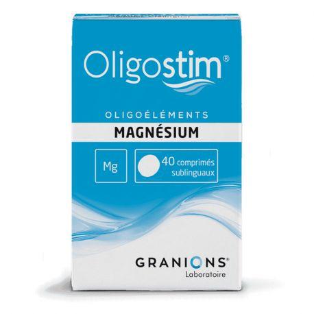OLIGOSTIM MAGNESIO CPR 40 Boiron