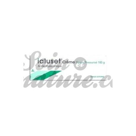 IALUSET Hyaluronsäure Creme Flasche Pressurized 100G
