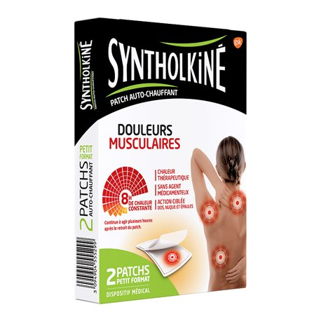 SYNTHOLKINÉ HEIZUNG PATCH Los 2