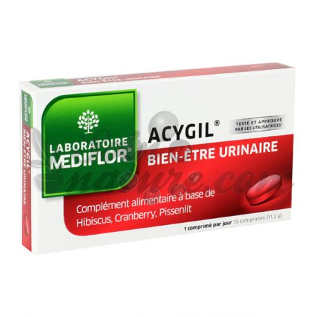 ACYGIL WELLNESS Harnwege - 15 Tabletten