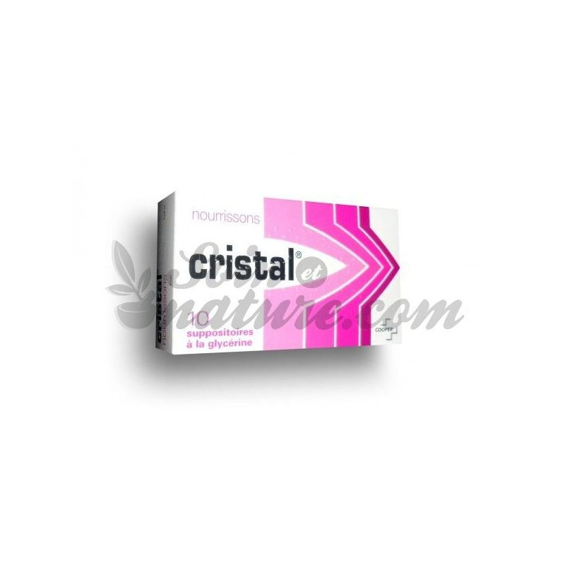 Glycerin Suppositories Infants Cristal