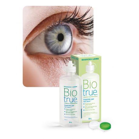 Biotrue Augenlinse MULTI LÖSUNG 300ML
