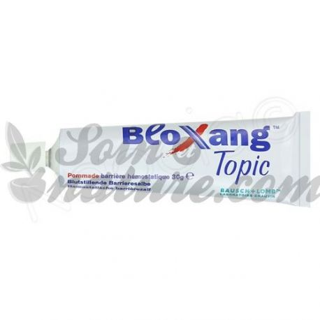 Bloxang Topic Pommade Barrière Hémostatique Tube 30g