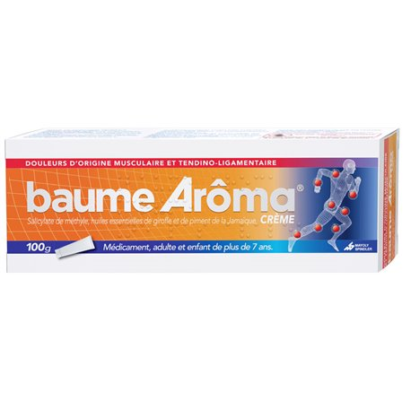 BALM AROMA CREAM 100G TUBE