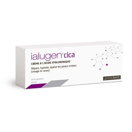 Génévrier Ialugen cicatrisation crème à l'acide hyaluronique 50ml