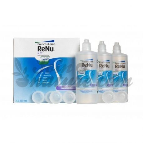 RENU MULTI LENS SOLUTION PACK ECO 3x360ml