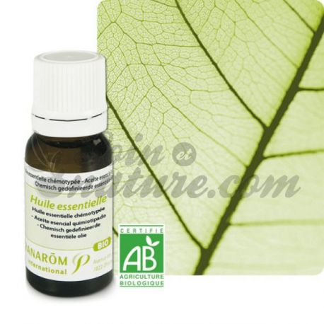 Huile essentielle BIO Eucalyptus polybractea ct cryptone PRANAROM