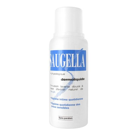 SAUGELLA DERMOLIQUIDE PH 3,5 FLACON 250ML