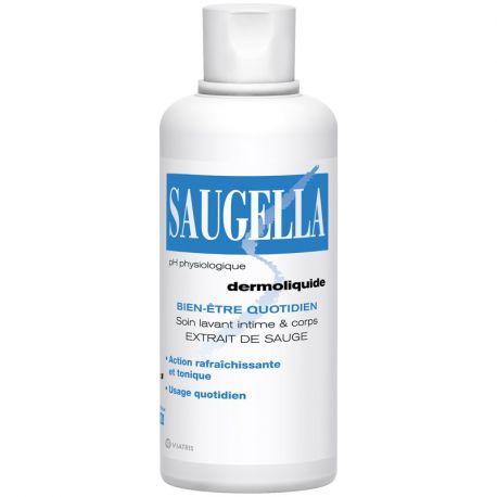 SAUGELLA Dermoliquide PH 3.5 AMPOLLA 500ML