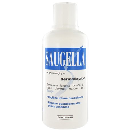 SAUGELLA DERMOLIQUIDE PH 3,5 FLACON 500ML