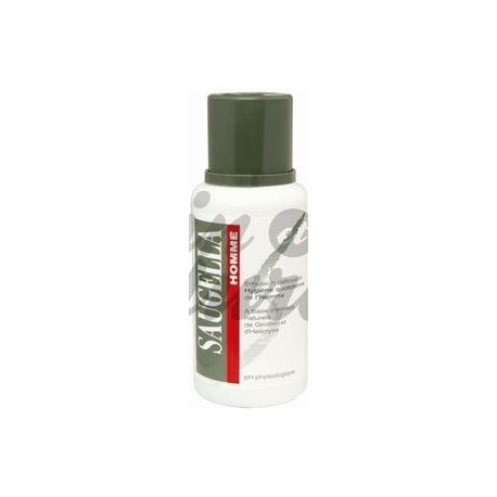 LIMPIEZA FRESH EMULSION SAUGELLA MEN 200ML