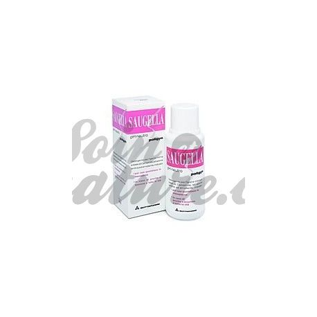 SAUGELLA POLIGYN limpeza suave PH NEUTRO 250ML