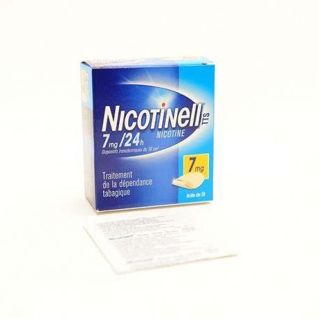 Nicotinell 7MG 24H 7 FLECKEN