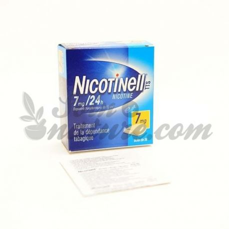 NICOTINELL 7MG 24H 7 PATCHS