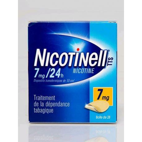 Nicotinell 7MG 28 sistemas 24H