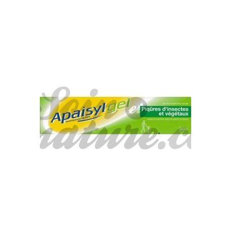 APAISYL GEL 0 75 % POUR APPLICATION LOCALE TUBE 30 G