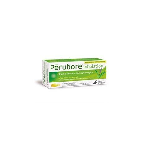 PERUBORE inhalatiecapsules 15
