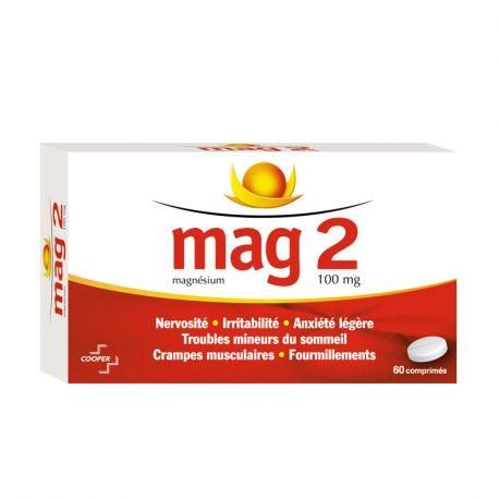 MAG 2 comprimidos 100MG 60