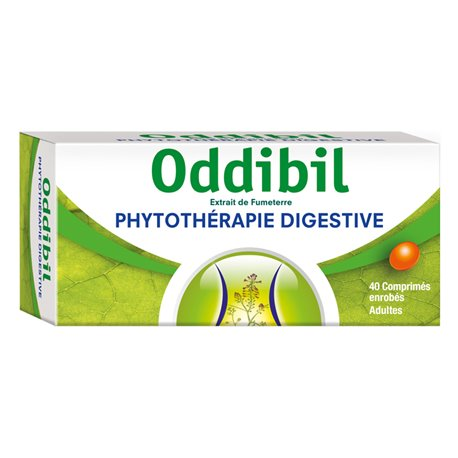 ODDIBIL 250mg tabletten 40