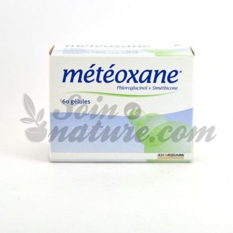 Météoxane Douleurs Du Ventre Avec Ballonnements Gélules Boite De 60