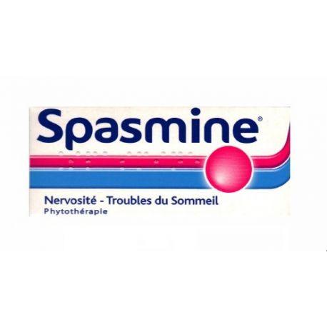 Spasmine 60 comprimidos