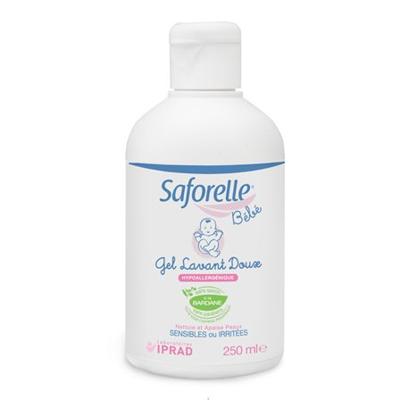 PEDIATRIC milde Reinigung GEL SAFORELLE