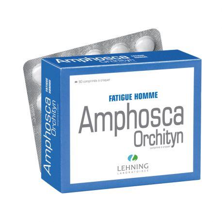 AMPHOSCA ORCHITINE COMPRIMES 60